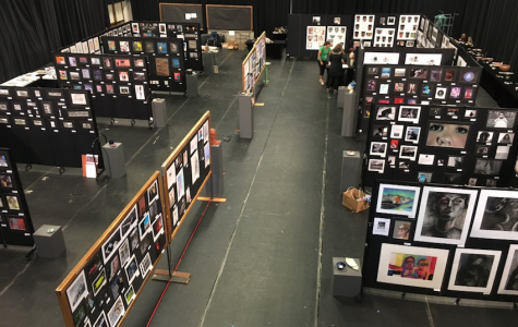 ArtFest 2017 will take place Mar. 22-25, and will feature  around 500 students' pieces.
