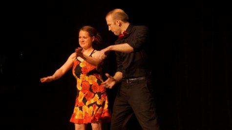 Salsa, Swing and Sass: