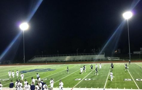 Boys varsity lacrosse defeats Eisenhower