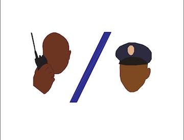 Hall monitors vs. security guards