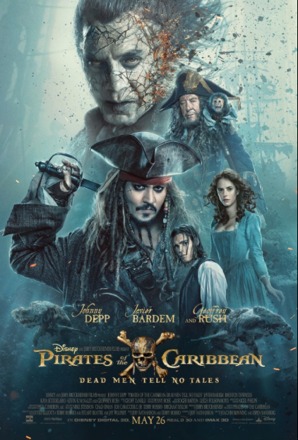 The+%22Pirates+of+the+Caribbean%3A+Dead+Men+Tell+No+Tales%22+official+poster.+Photo+from+IMDB.