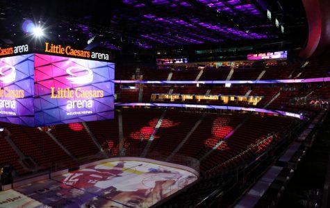 Detroit's new Little Caesars Arena