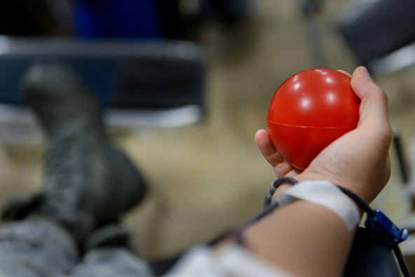 South's blood drive is Nov. 3. Photo from Creative Commons.