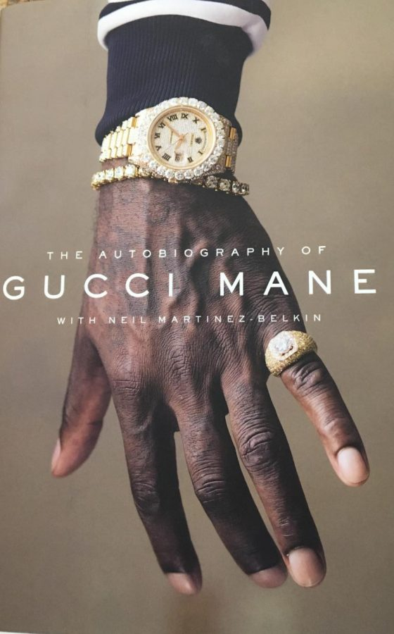 Gucci+Mane+released+his+autobiography%2C+which+describes+his+troubled+past+and+rise+to+fame.