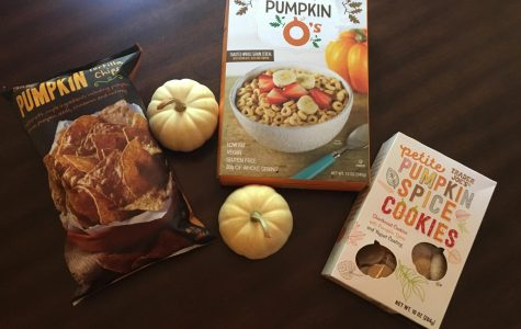 Fall Food Review