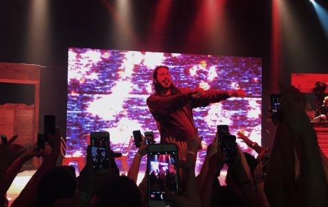 Post Malone concert didn't disappoint
