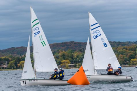 South sailing team wins third state title in a row
