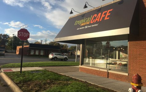 New Tropical Smoothie Cafe on mack opening November 14