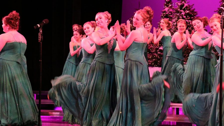 South's choir invites all to annual holiday performance, Sounds of the Season