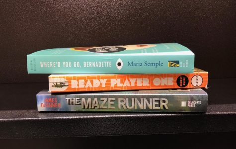 Nine books to read before they become movies in 2018