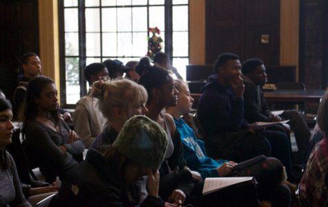 BASE seminar brings awareness to character and leadership skills