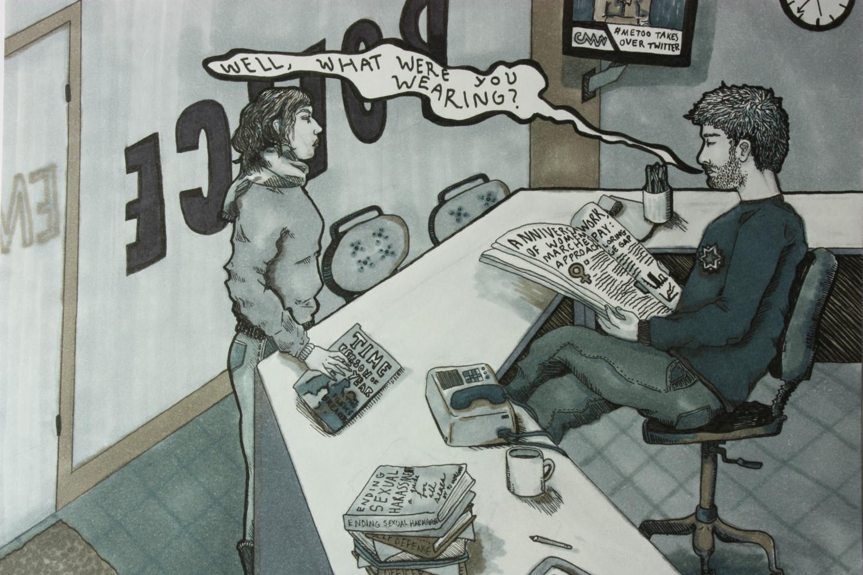 Illustration by Riley Lynch '18