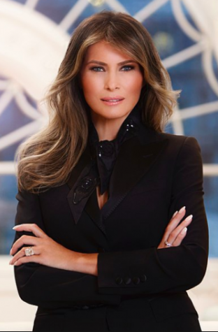 Irony behind Melania Trump's anti-bullying agenda