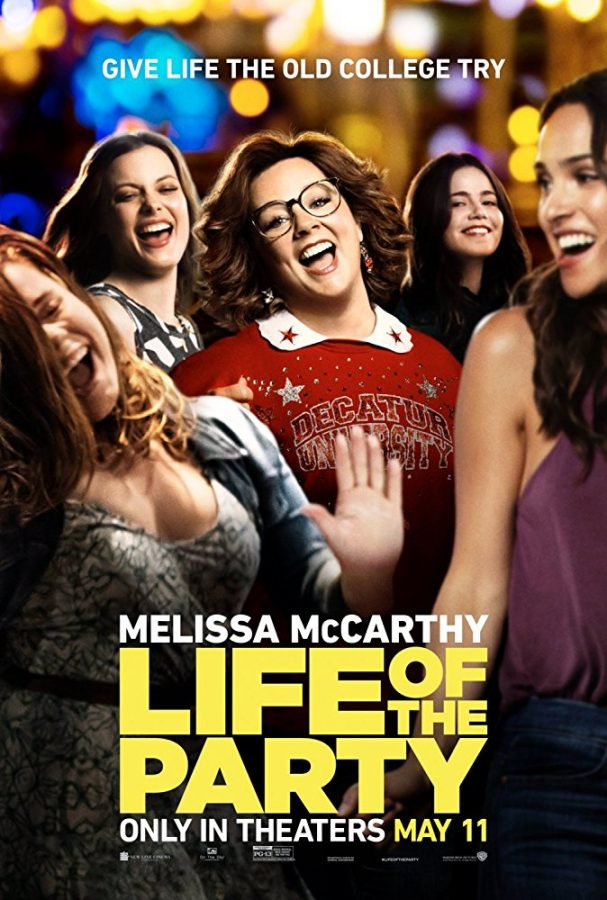 """""""Life of The Party"""" is predictable, but entertaining"""