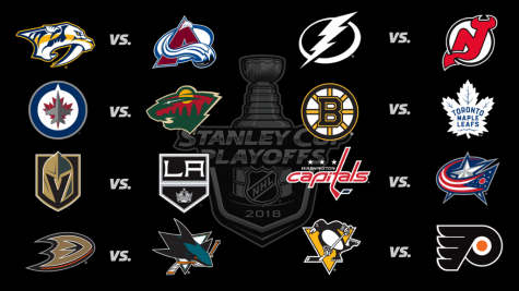 NHL playoffs first round recap