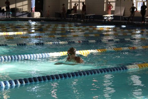 "South swim team hopes to ""make a splash"" at upcoming meet"