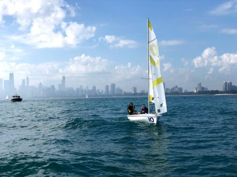 Sailing team starts season strong