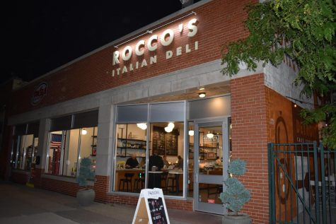 Rocco's: regretfully mediocre