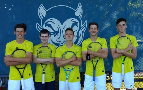 Tennis team sees record season