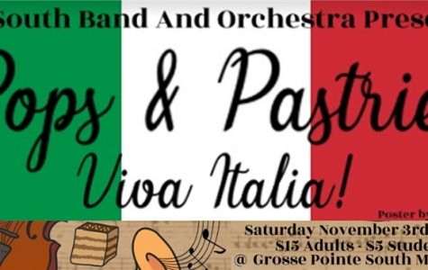 Band and orchestra to present their first performance this year with their annual Pops and Pastries concert