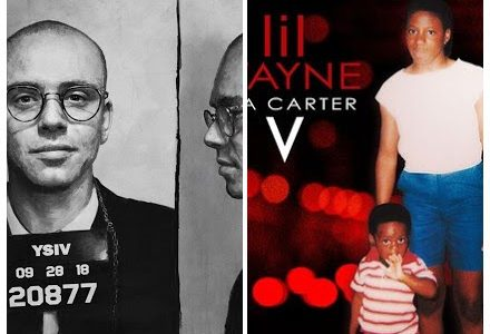 Comparing albums: Logic's YSIV vs Lil Wayne's Carter V