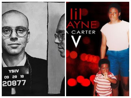 Comparing albums: Logic's YSIV vs Lil Wayne's Carter V