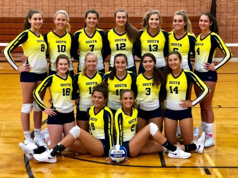 Setters do it better: The volleyball season comes to a close