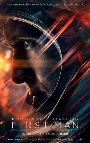 """First Man"" impresses"