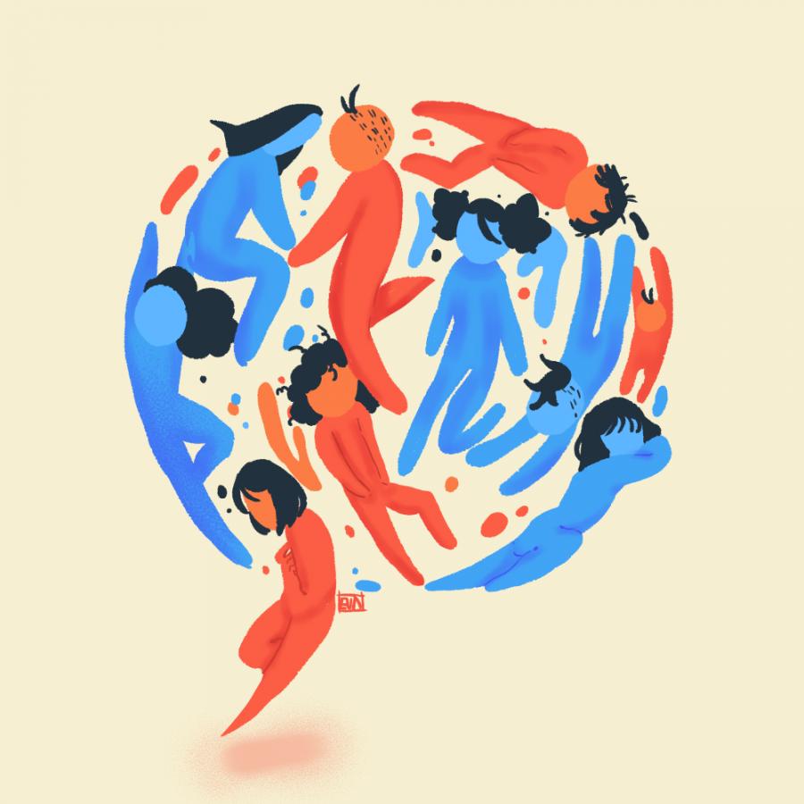 Graphic by Eva McCord '21.