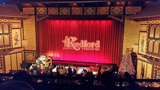 The Redford offers a line  up of Christmas classics over the holiday season. The restored art deco inspired venue has tickets on sale now.