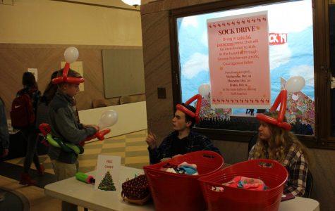 South Students lift spirits through fun socks
