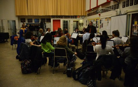 Orchestras prepare to head to North this week for String Extravaganza Concert