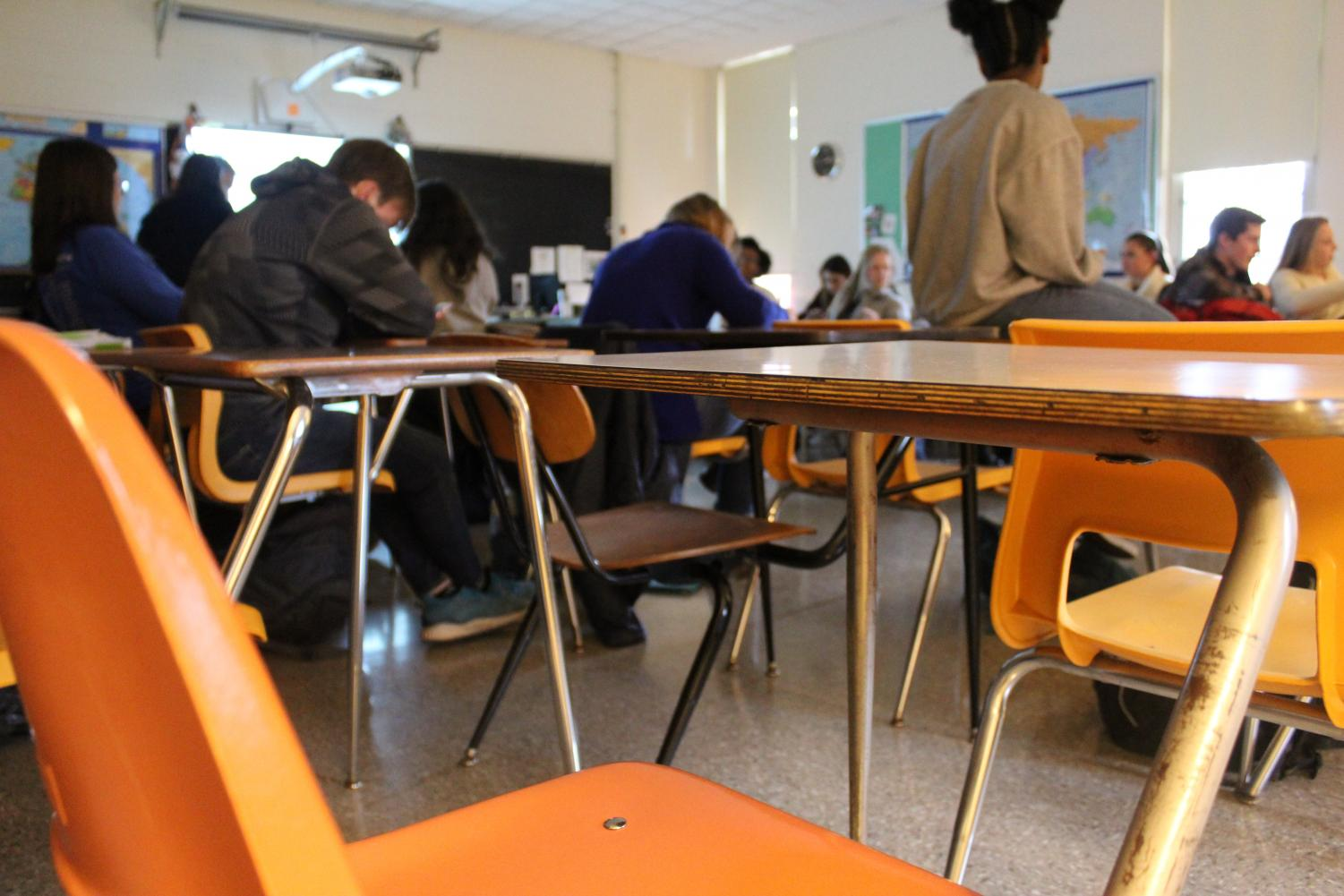 Empty seats. South has seen a drop in enrollment for the 2018-19 school year leaving residents wondering if there will be school closures in the near future.