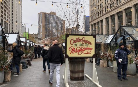 Detroit brings the holiday season to the downtown area