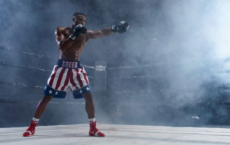 "Creed II pulls in fans of the original ""Rocky"" series"