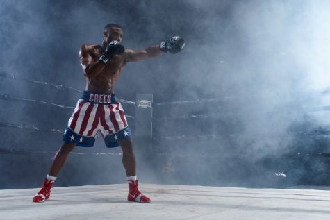 """Creed II"" movie pulls in fans of the original ""Rocky"" series"