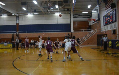 Boys varsity basketball game photo gallery