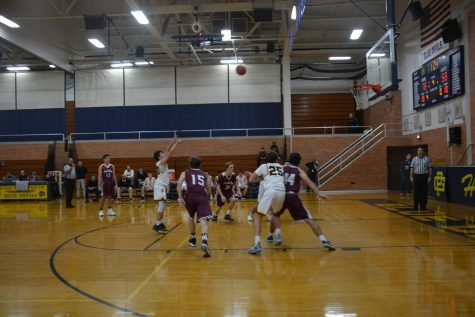 Boys varsity basketball game photo gallery