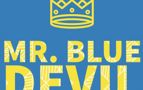 Mr. Blue Devil continues charity week tradition