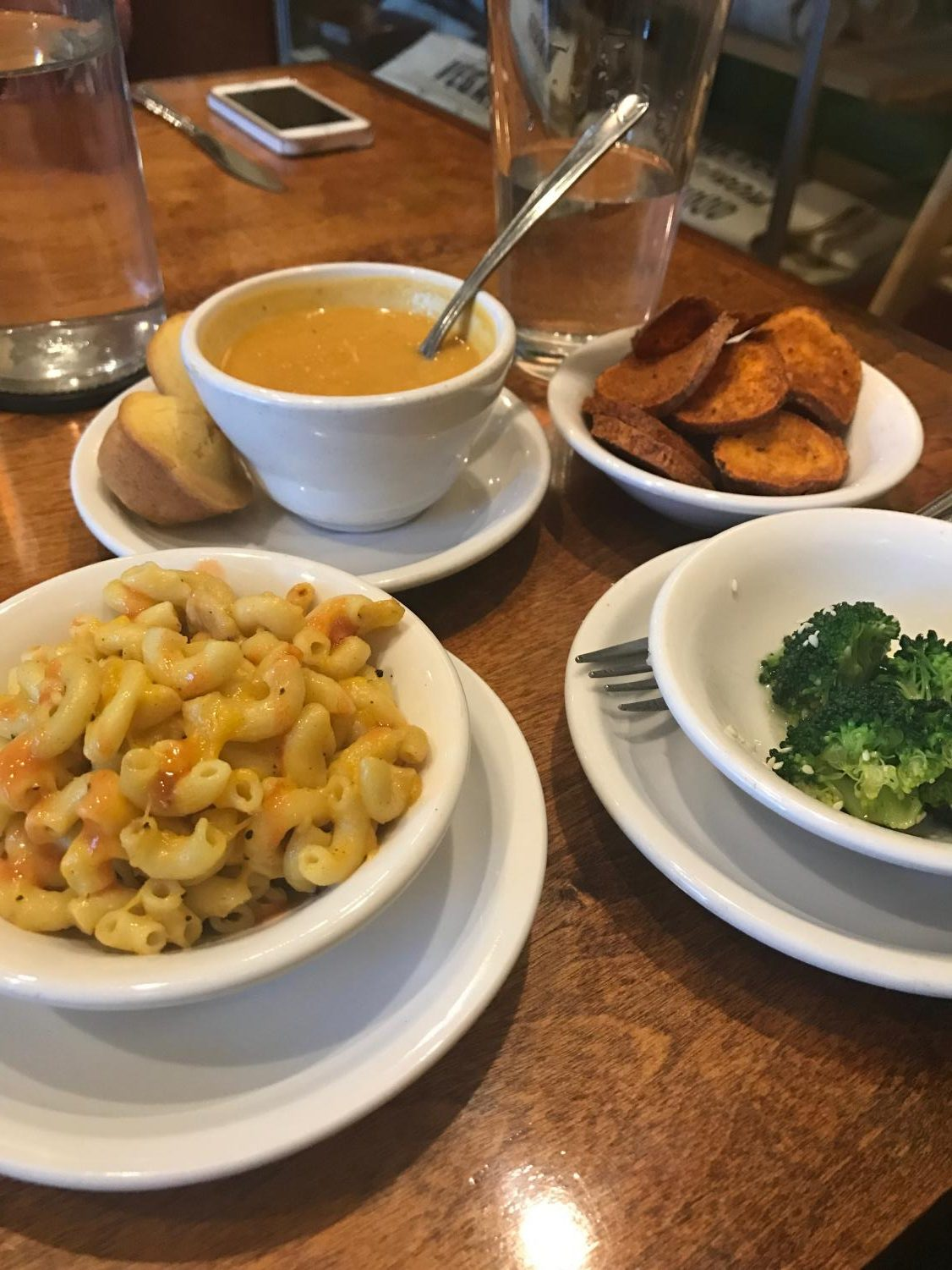 Detroit Vegan Soul offers a variety of vegan dishes close to home.