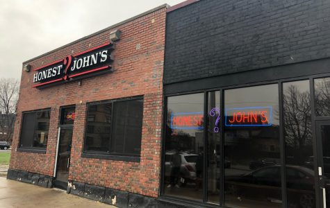 Honest John's offers great atmosphere, even better food