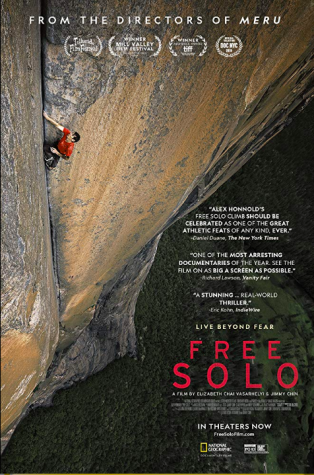Free Solo will rock your world
