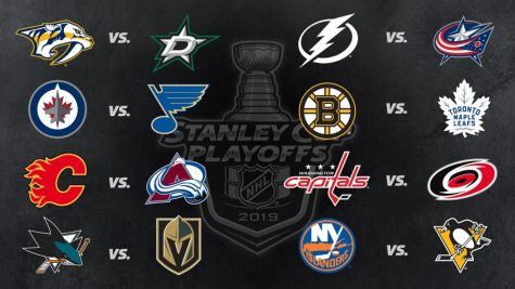 Recap of the NHL second round playoffs