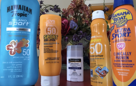Burns be gone: a review of multiple sunscreens