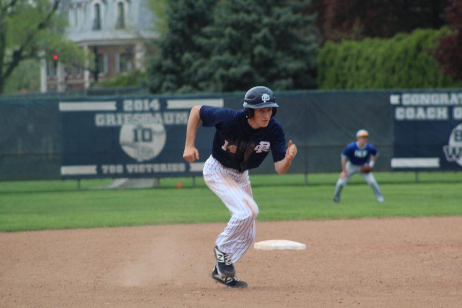 Baseball wins senior night, looks to state playoffs