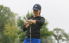 Girl's golf wedges way to first