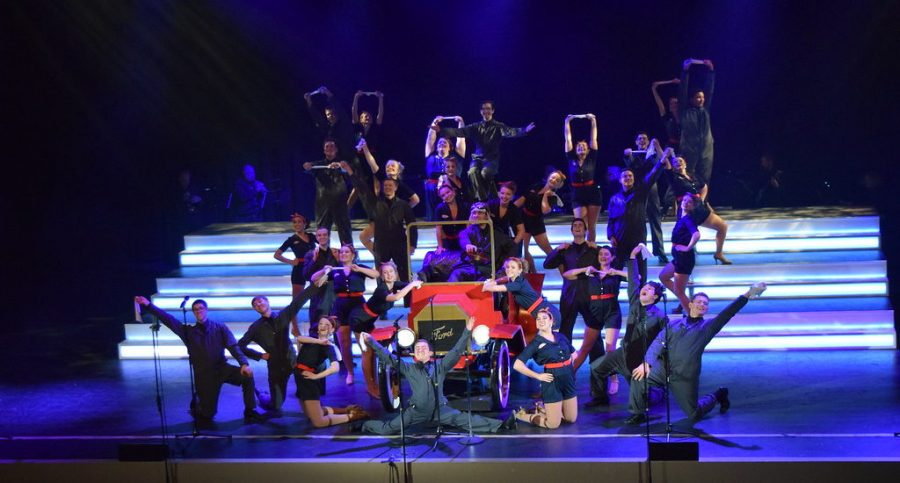 The 2019 Grosse Pointe South choir won Nationals this year after a great performance.