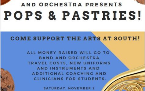 Band and Orchestra prepare for annual Pops and Pastries concert
