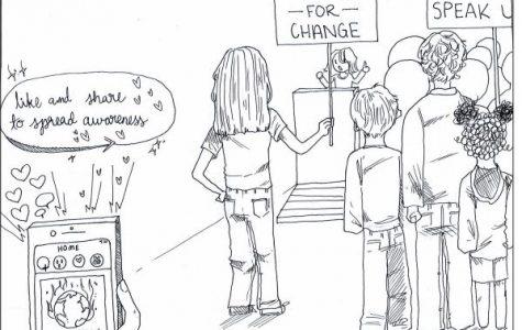 Our View: Slacktivism to activism