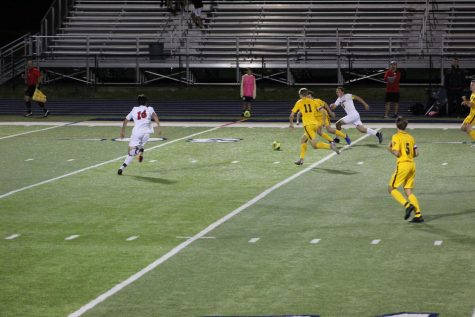 Photo story: Soccer sweeps districts